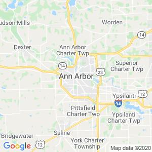 Ann Arbor Dumpster Rentals Service Area