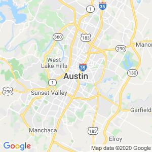 Austin Dumpster Rentals Service Area