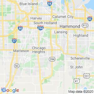 Bloom Dumpster Rentals Service Area