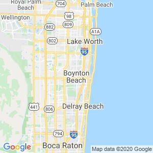 Boynton Beach Dumpster Rentals Service Area