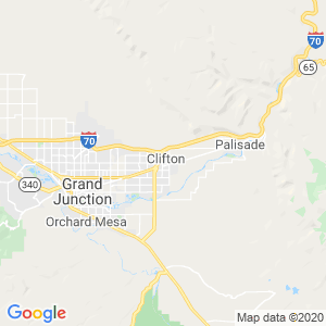 Clifton Dumpster Rentals Service Area
