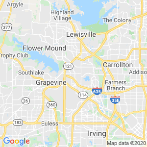 Coppell Dumpster Rentals Service Area