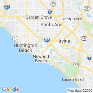 Costa Mesa Dumpster Rentals Service Area