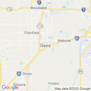 Davis Dumpster Rentals Service Area