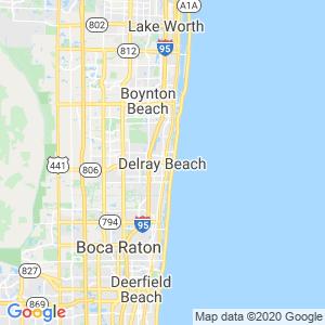 Delray Beach Dumpster Rentals Service Area