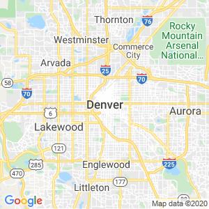 Denver Dumpster Rentals Service Area