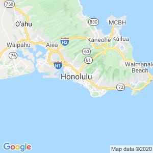 East Honolulu Dumpster Rentals Service Area