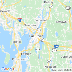 Fall River Dumpster Rentals Service Area