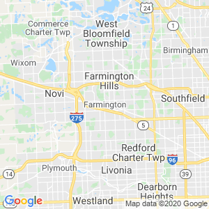 Farmington Dumpster Rentals Service Area