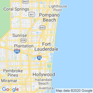 Fort Lauderdale Dumpster Rentals Service Area