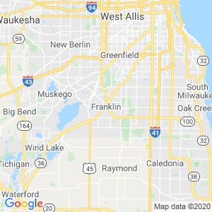 Franklin Dumpster Rentals Service Area