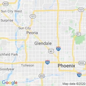 Glendale Dumpster Rentals Service Area
