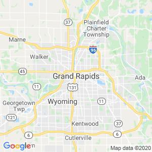 Grand Rapids Dumpster Rentals Service Area