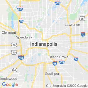 Indianapolis Dumpster Rentals Service Area