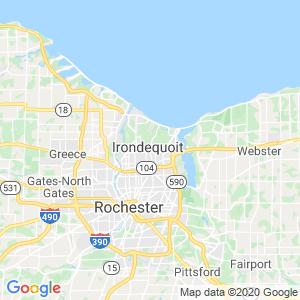 Irondequoit Dumpster Rentals Service Area