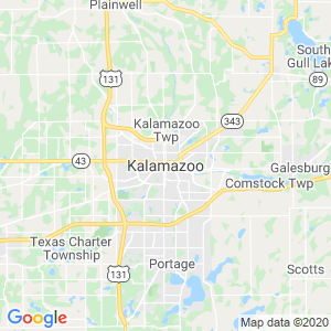 Kalamazoo Dumpster Rentals Service Area