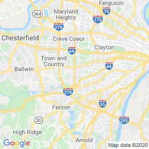 Kirkwood Dumpster Rentals Service Area