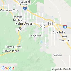 La Quinta Dumpster Rentals Service Area
