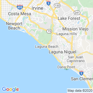 Laguna Beach Dumpster Rentals Service Area
