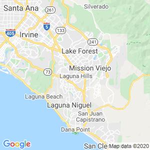 Laguna Hills Dumpster Rentals Service Area