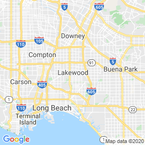 Lakewood Dumpster Rentals Service Area
