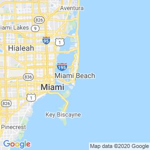 Miami Beach Dumpster Rentals Service Area