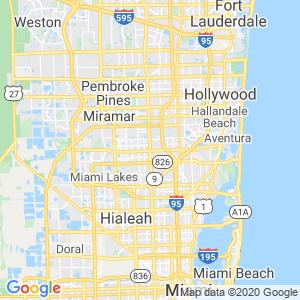 Miami Gardens Dumpster Rentals Service Area