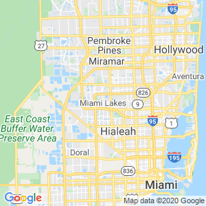 Miami Lakes Dumpster Rentals Service Area