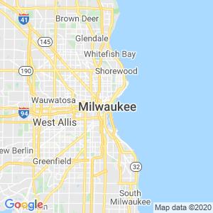 Milwaukee Dumpster Rentals Service Area