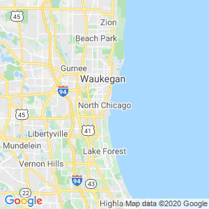 North Chicago Dumpster Rentals Service Area
