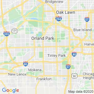 Orland Dumpster Rentals Service Area