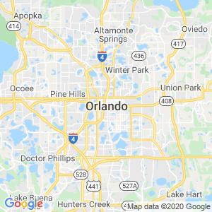 Orlando Dumpster Rentals Service Area