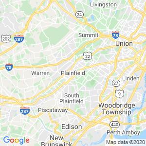 Plainfield Dumpster Rentals Service Area