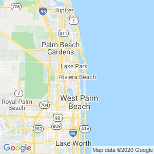 Riviera Beach Dumpster Rentals Service Area