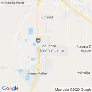 Sahuarita Dumpster Rentals Service Area