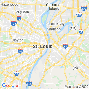 Saint Louis Dumpster Rentals Service Area