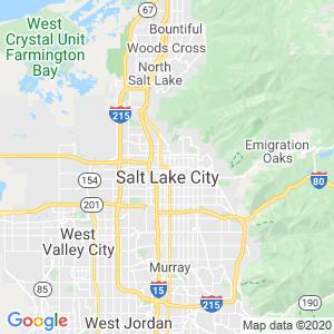 Salt Lake City Dumpster Rentals Service Area