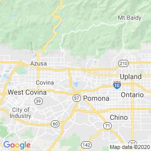 San Dimas Dumpster Rentals Service Area