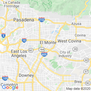 South El Monte Dumpster Rentals Service Area