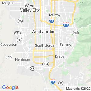 South Jordan Dumpster Rentals Service Area