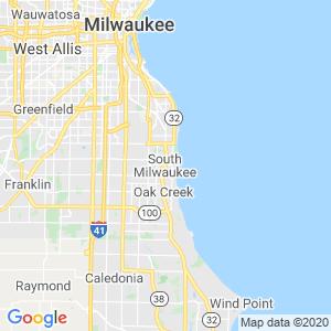 South Milwaukee Dumpster Rentals Service Area