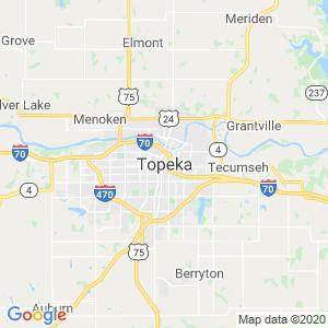 Topeka Dumpster Rentals Service Area