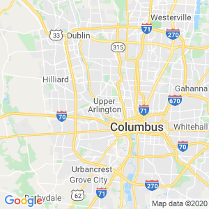 Upper Arlington Dumpster Rentals Service Area